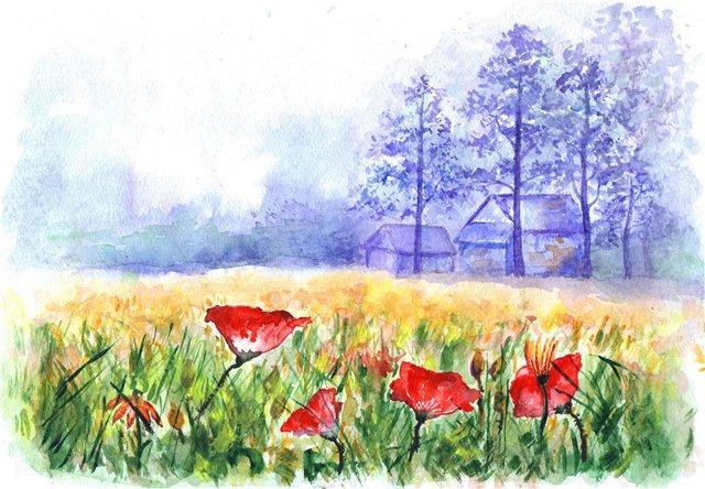 Рисунки в садик