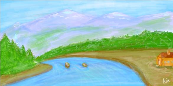 Картинки и рисунки на тему лето